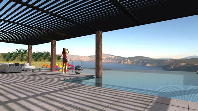 Images 3d de vos projets immobiliers - Amenagement exterieur 3d ...