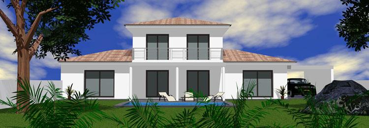 Dessin d 39 architecture plan et permis de construire for Construire maison 91